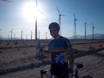 Leo and the windmills