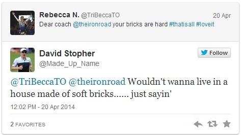 BrickTweet