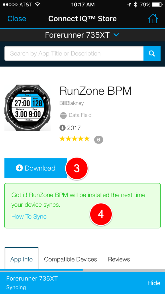 Adding Data Fields From Garmin Connect IQ | See Becca Try to Tri